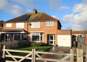 Thumbnail 3 bed semi-detached house for sale in Linden Close, Bridgwater