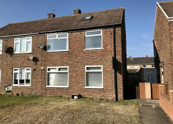 Thumbnail 2 bed semi-detached house to rent in George Street, Bowburn, Durham