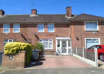 Thumbnail 3 bed terraced house for sale in Crossfield Road, Birmingham