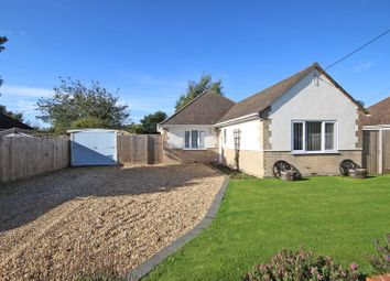 Thumbnail 2 bed detached bungalow for sale in High Ridge Crescent, Ashley, New Milton