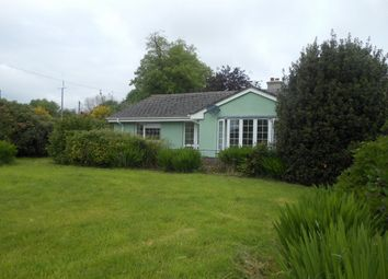 Thumbnail 2 bed detached bungalow to rent in Burrington, Umberleigh