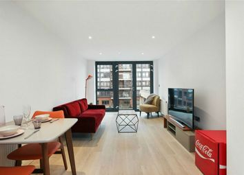 Thumbnail 1 bed flat for sale in Edison Court, Warple Way, Acton