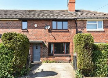 Thumbnail 2 bed terraced house for sale in Miles Hill Crescent, Meanwood, Leeds