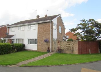 Thumbnail 3 bed property for sale in Dilmore Avenue, Fernhill Heath, Droitwich Spa