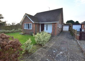 Thumbnail 3 bed detached bungalow for sale in Nursery Close, North Lancing, West Sussex
