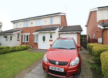 Thumbnail 3 bed semi-detached house for sale in Calf Close Drive, Jarrow