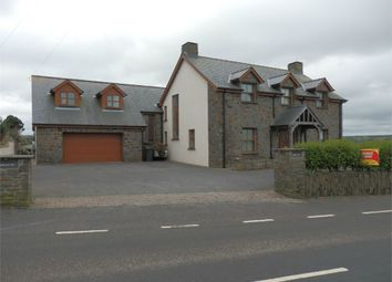 Thumbnail 5 bed detached house for sale in Wybren Aur, Aberporth, Cardigan, Ceredigion