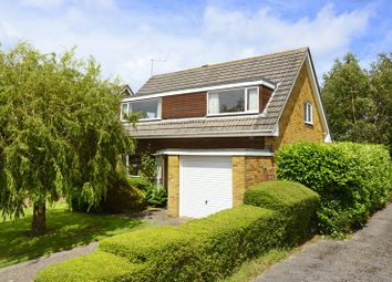 Thumbnail 4 bed detached house for sale in Kelly Close, Poole BH17.
