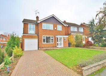 Thumbnail 4 bed detached house to rent in Walcote Drive, West Bridgford
