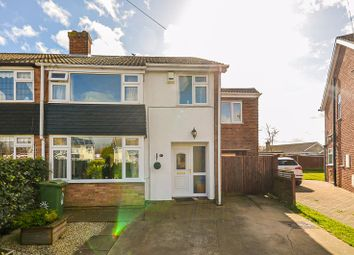 Thumbnail 4 bed semi-detached house for sale in 14 Hurst Lea Drive, Grimsby
