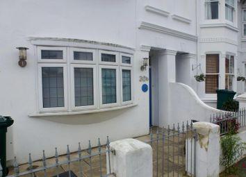 Thumbnail 1 bed maisonette to rent in Coleridge Street, Hove