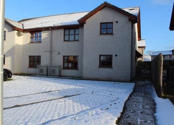 Thumbnail 2 bed flat for sale in Barlink Road, Elgin