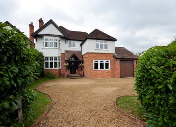 Thumbnail 5 bedroom detached house for sale in Westwood Road, Tilehurst, Reading