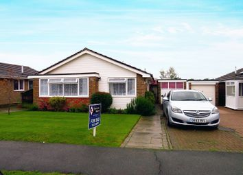 Thumbnail 2 bedroom detached bungalow for sale in The Ridgeway, Herstmonceux, Hailsham