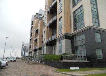 Thumbnail 2 bed flat to rent in Western Harbour Breakwater, Ocean Terminal, Edinburgh