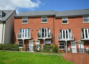 Thumbnail 4 bed town house for sale in Eton Walk, Sylvan Heights, Exeter