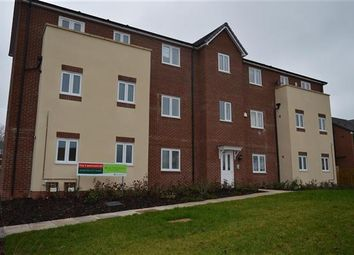 Thumbnail 2 bed flat for sale in The Fir Trees, Plot 35 Greenside Way, Walsall