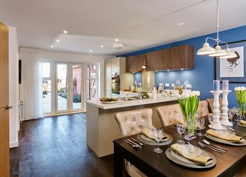 "Thumbnail 3 bed property for sale in ""The Chelsworth"" at Yarrow Walk, Red Lodge, Bury St. Edmunds"