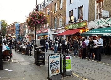 Thumbnail Retail premises for sale in Exmouth Market, London