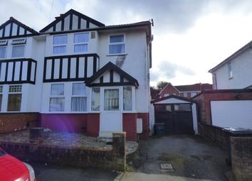 Thumbnail 3 bed semi-detached house to rent in Winchester Avenue, Brislington