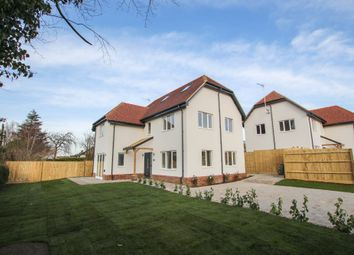 Thumbnail 5 bed detached house for sale in Summerhill Road, Saffron Walden