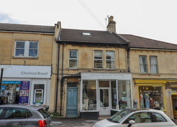 Thumbnail 2 bed flat for sale in Chelsea Road, Lower Weston, Bath