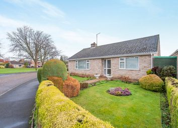 Thumbnail 3 bed detached bungalow for sale in Arles Avenue, Wisbech