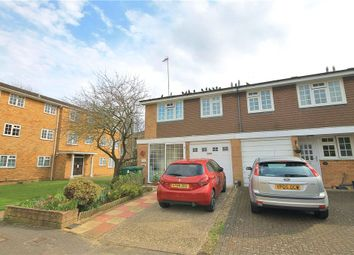 Thumbnail 3 bed end terrace house for sale in Waters Drive, Staines, Middlesex