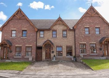 Thumbnail 3 bed terraced house for sale in 2, Bridgelea Court, Conlig