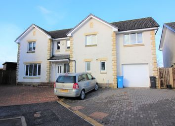 Thumbnail 4 bed detached house for sale in Ross Court, West Calder
