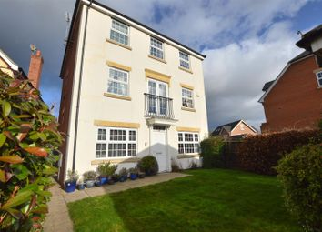 Thumbnail 4 bed detached house for sale in William Close, Duffield, Belper, Derbyshire