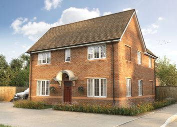 Thumbnail 4 bedroom detached house for sale in London Road, Holmes Chapel