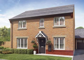 Thumbnail 4 bedroom detached house for sale in Hayfield Manor, Hoyles Lane, Cottam, Lancashire