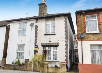 Thumbnail 2 bedroom end terrace house for sale in Bourne Street, Croydon