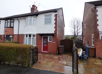 Thumbnail 3 bed semi-detached house to rent in Hurdsfield Road, Offerton, Stockport