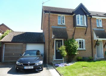 Thumbnail 3 bed end terrace house for sale in Astley Road, Thame