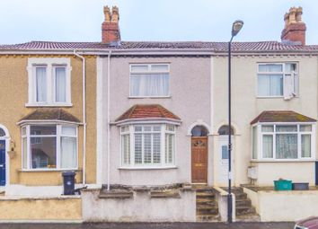 Thumbnail 2 bed terraced house for sale in Cossham Road, St. George, Bristol
