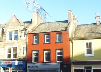 Thumbnail 2 bed flat to rent in High Street, Dunbar, East Lothian