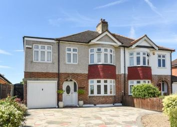 Thumbnail 5 bed property for sale in Bowmead, London