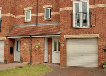 Thumbnail 4 bed town house for sale in St. Nicholas Drive, Beverley