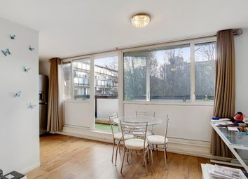 Thumbnail 1 bed flat to rent in Clark Street, London