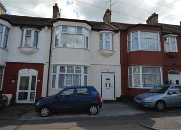Thumbnail 4 bedroom terraced house for sale in Quebec Avenue, Southend On Sea, Essex
