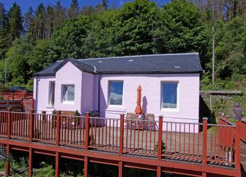 Thumbnail 1 bedroom bungalow for sale in North Campbell Road, Innellan, Argyll
