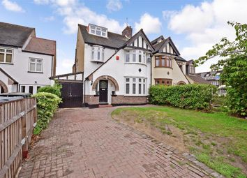Thumbnail 4 bed semi-detached house for sale in Holly Crescent, Woodford Green, Essex