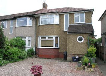 Thumbnail 3 bed property for sale in Warren Road, Whitton, Twickenham
