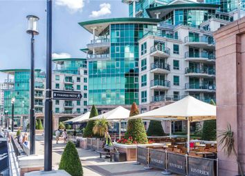 Thumbnail 3 bed flat for sale in Jellicoe House, St George Wharf