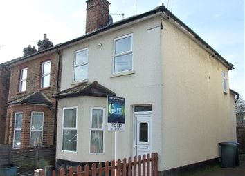 Thumbnail 2 bed property to rent in Victoria Road, Addlestone