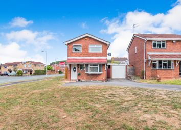 Thumbnail 4 bed detached house for sale in Whimster Square, Stafford