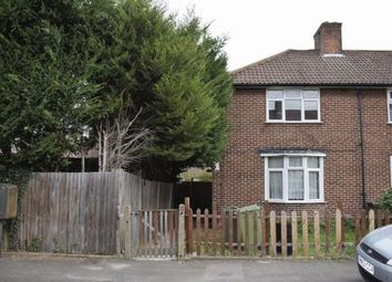 Thumbnail 3 bed end terrace house to rent in Thursley Road, Mottingham