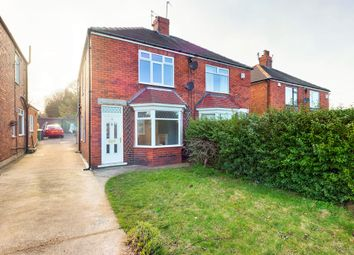 Thumbnail 2 bed semi-detached house for sale in West Street, Normanby, Middlesbrough